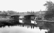 Bradford, Horton Park Bridge 1897