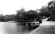 Bradford, Lister Park 1897