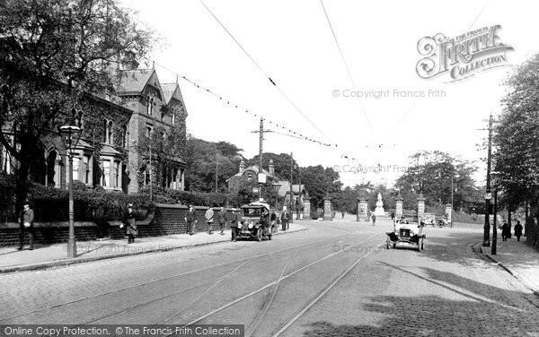Bradford, Lister Park 1921