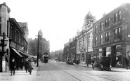 Bradford, Manningham Lane 1921