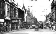 Bradford, Manningham Lane c.1950