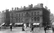 Bradford, Mechanics' Institute, Market Street 1897