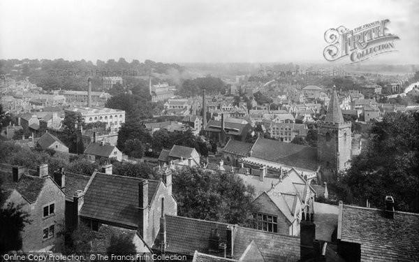 Bradford On Avon, 1900