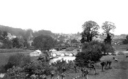 Bradford-on-Avon, Barton Bridge 1914