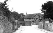 Bradford-on-Avon, Budbury c.1900