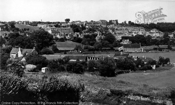 Bradford On Avon, c.1955