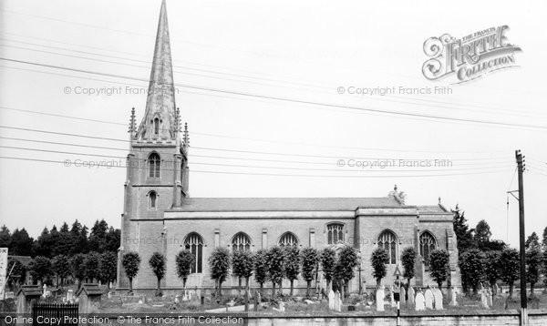 Bradford On Avon, Christ Church c.1955