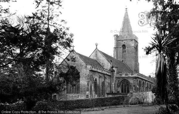 Bradford On Avon, Holy Trinity Church 1914