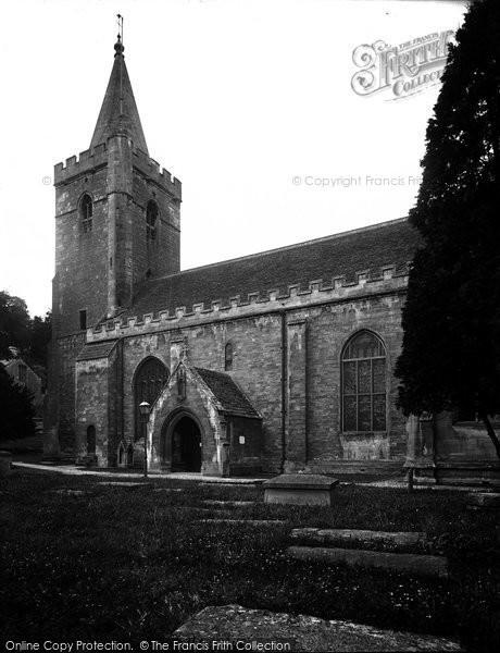 Bradford On Avon, Holy Trinity Church c.1900