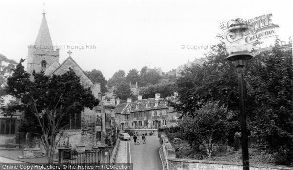 Bradford On Avon, Holy Trinity Church c.1955