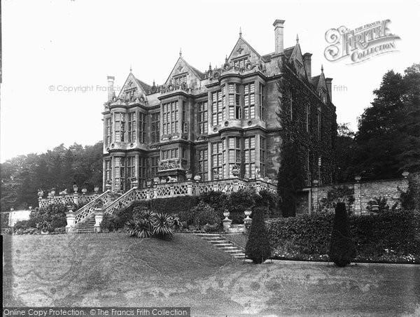 Bradford On Avon, Kingston Hall c.1900