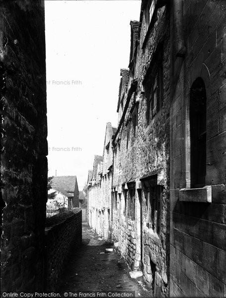 Bradford On Avon, Lane Near St Margaret's And The Tory c.1900