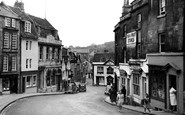 Bradford-On-Avon, Market Street c.1950