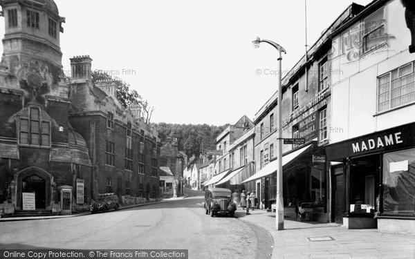 Bradford On Avon, Market Street c.1950