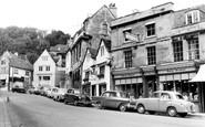 Bradford-on-Avon, Market Street c.1955
