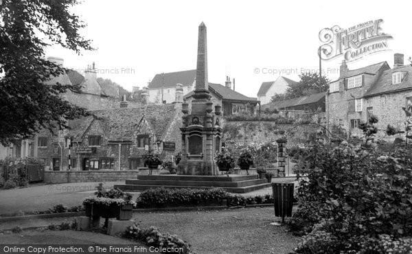Bradford On Avon, Memorial Gardens c.1955