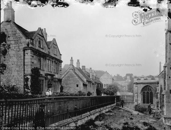 Bradford On Avon, Orpins House, Church Street c.1900