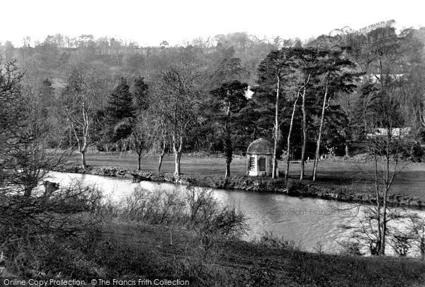 Bradford On Avon, River Avon 1914