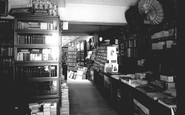 Bradford-on-Avon, Shop Interior c.1900