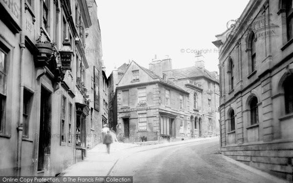 Bradford On Avon, Silver Street 1900