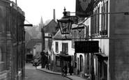 Bradford-on-Avon, Silver Street c.1945