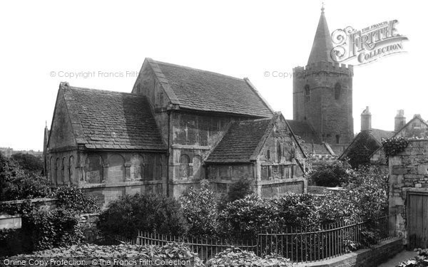 Bradford On Avon, St Laurence's Saxon Chapel 1900