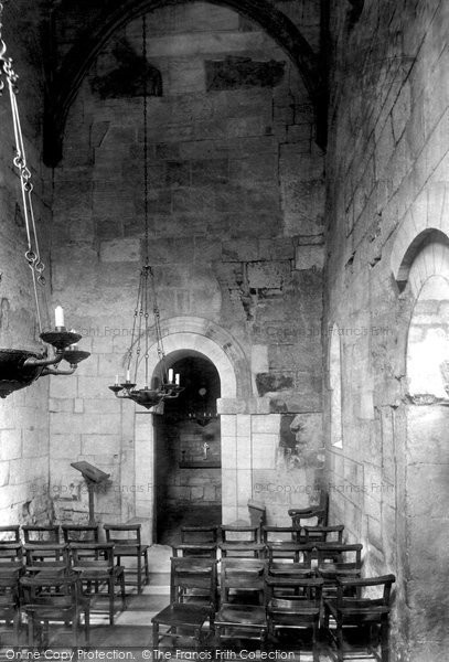 Bradford On Avon, St Laurence's Saxon Church 1900