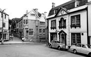 Bradford-on-Avon, Swan Hotel c.1955