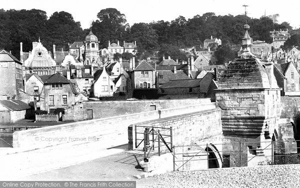 Bradford On Avon, The Bridge c.1900