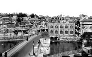 Bradford-On-Avon, The Bridge c.1945