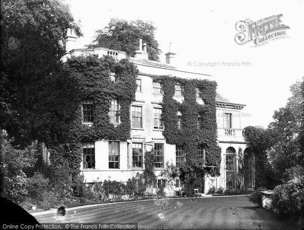 Bradford On Avon, The Chantry c.1900