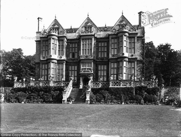 Bradford On Avon, The Hall c.1900