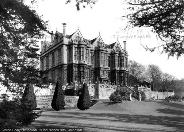 Bradford On Avon, The Hall c.1950