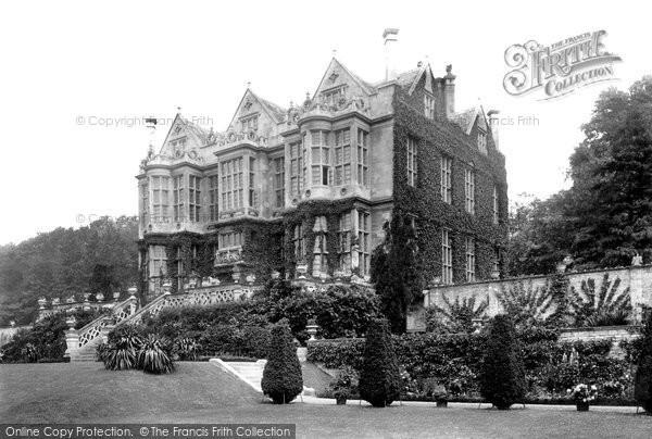 Bradford On Avon, The Hall, Kingston House 1900