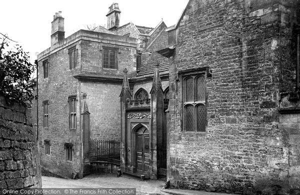Bradford On Avon, The Priory 1914