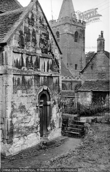 Bradford On Avon, The Saxon Church c.1960