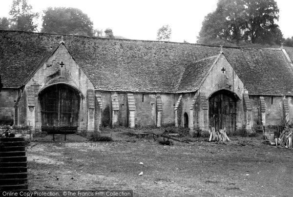Bradford On Avon, The Tythe Barn c.1950