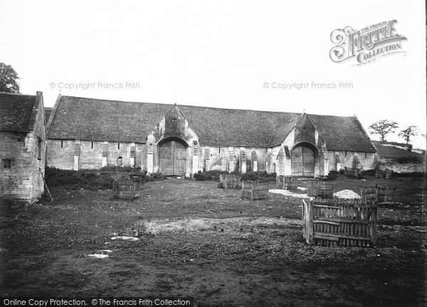 Bradford On Avon, Tithe Barn c.1900