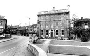 Bradford-on-Avon, Westbury House c.1955