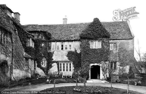 Bradford On Avon, Westwood Manor 1914