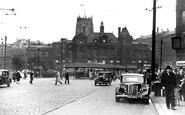 Bradford, Post Office, Forster Square c.1950