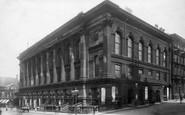 Bradford, St George's Hall 1897