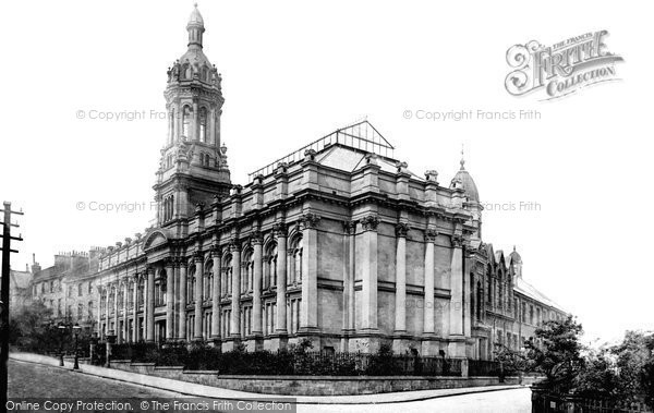Bradford, The Technical College 1888