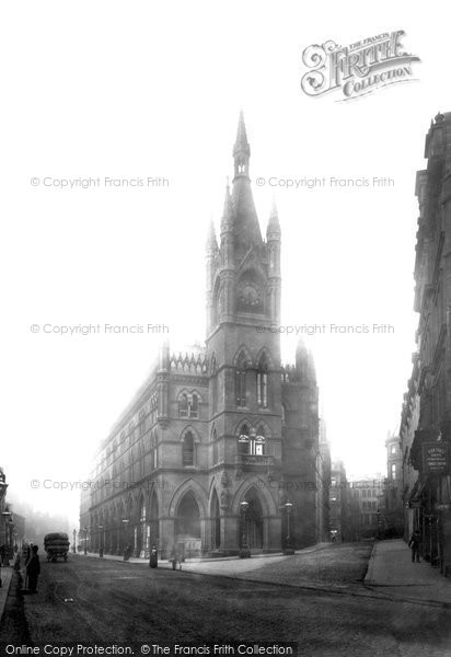 Bradford, The Wool Exchange 1897