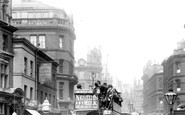 Bradford, Tram In Tyrell Street 1903