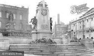 Bradford, War Memorial 1923