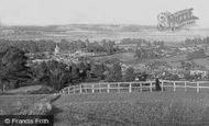 Brading, From The Downs c.1883