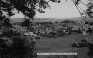 Brading, From The Downs c.1960