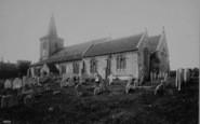 Brading, St Mary's Church 1890