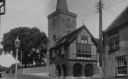 Brading, St Mary's Church 1935